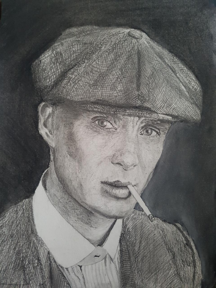 Cillian Murphy por Varoh